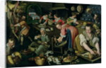 A Kitchen by Vincenzo Campi