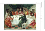 The Last Supper by El Greco