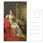Elisa Bonaparte Princess Bacciochi by Marie Guilhelmine Benoist