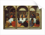 The Last Supper by Sassetta