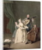 The Family Concert by Pietro Longhi