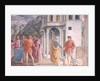 The Tribute Money by Tommaso Masaccio