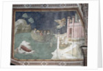 The Miraculous Arrival of Lazarus and his Sisters in Marseilles by Giotto di Bondone
