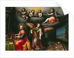 St. Cecilia by Guglielmo Caccia