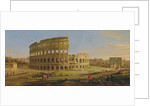The Colosseum by Gaspar van Wittel