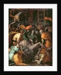The Deposition from the Cross by Giovanni Battista Rosso Fiorentino