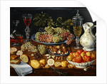 Still life with fruit by Spanish School