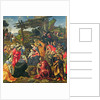 The Adoration of the Magi by Filippino Lippi