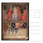 Coronation of Pope Nicholas V in 1447 by Italian School