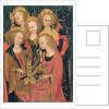 Angel Musicians by Stefano di Giovanni da Verona