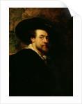 Self Portrait by Peter Paul Rubens