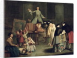 The Tooth Extractor by Pietro Longhi