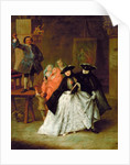 The Charlatan by Pietro Longhi