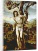 St. Sebastian by Giovanni Antonio Bazzi Sodoma