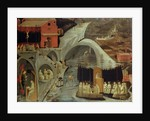 The Thebaid by Paolo Uccello