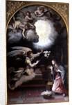 The Annunciation by Alessandro Allori