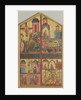 Diptych of St Claire, c.1280 by Guido da Siena