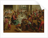 The Wedding at Cana by Andrea Boscoli