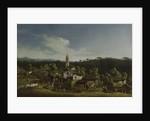 View of Gazzada, near Varese by Bernardo Bellotto