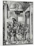 The Virgin and Child with Saints by Albrecht Dürer or Duerer