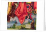 The Landauer Altarpiece, All Saints Day by Albrecht Dürer or Duerer