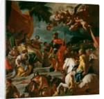 Barak and Deborah by Francesco Solimena