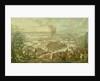 The Battle of Maxen by Franz Paul Findenigg