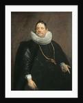 Jan van Monfort by Sir Anthony van Dyck