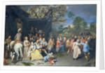 Peasant Festival by David III Ryckaert
