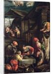 Winter (The Butcher) by Francesco Bassano