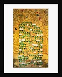 Tree of Life (Stoclet Frieze) by Gustav Klimt