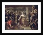 The Queen of Sheba before Solomon by Mattia Preti