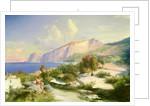The Marina Grande, Capri by Karl Blechen
