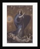 Immaculate Conception by Jusepe de Ribera