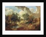Suffolk Landscape by Thomas Gainsborough