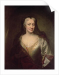 Countess Fuchs, Governess of Maria Theresa, Empress of Austria by Martin II Mytens or Meytens
