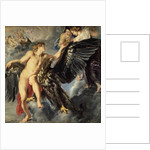 The Kidnapping of Ganymede by Peter Paul Rubens
