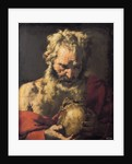 St. Jerome by Luca Giordano