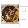 Holy Family by Andrea Vaccaro
