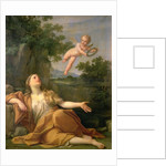 Penitent Mary Magdalene by Marco Antonio Franceschini