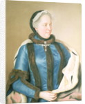 Empress Maria Theresa of Austria by Jean-Etienne Liotard