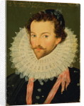 Sir Walter Raleigh by French School