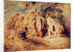 The Judgement of Paris by Peter Paul Rubens