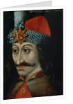 Vlad the Impaler (Vlad VI of Wallachia) by German School