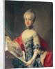 Archduchess Maria Carolina by Martin II Mytens or Meytens