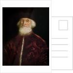 Jacopo Soranzo by Jacopo Robusti Tintoretto