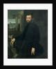 Jacopo Sansovino by Jacopo Robusti Tintoretto