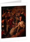 The Feast of St. Martin by Pieter the Younger Brueghel