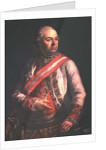 Count Andreas Hadik von Futak by Austrian School