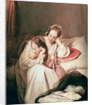 A Mother's Love by Josef Danhauser